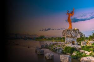 witchita kansas statue